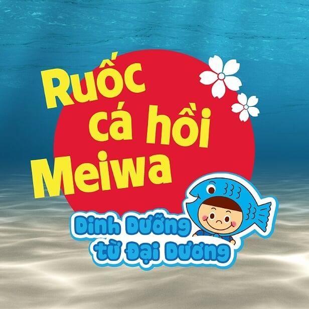 Ruốc cá hồi Meiwa