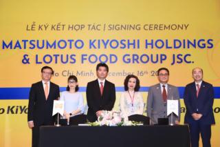 Thương vụ triệu USD giữa Matsumoto Kiyoshi và Lotus Group
