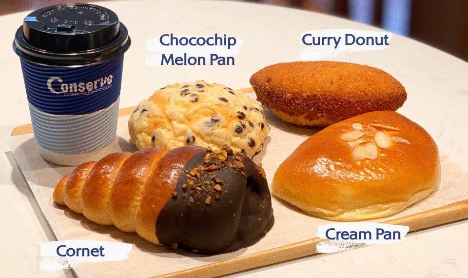 thiên đường bánh ngọt Conservo