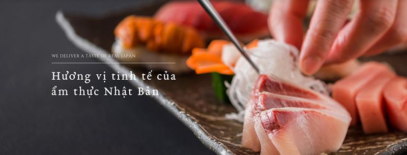 món sushi nhật