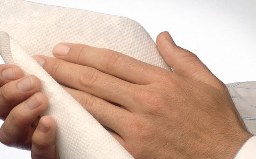 khăn giấy nguyên sinh