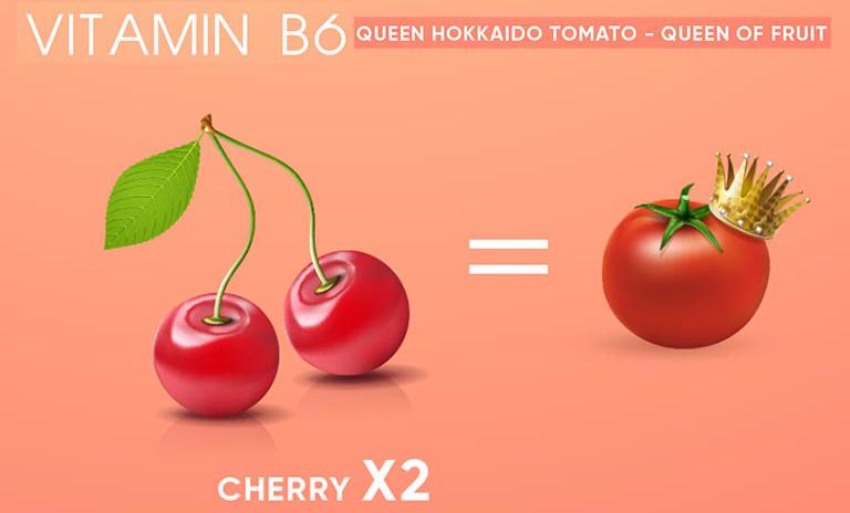 quả cà chua có tác dụng gì