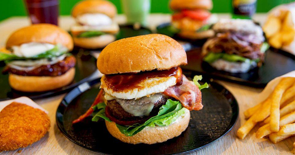 hamburger ngon rẻ
