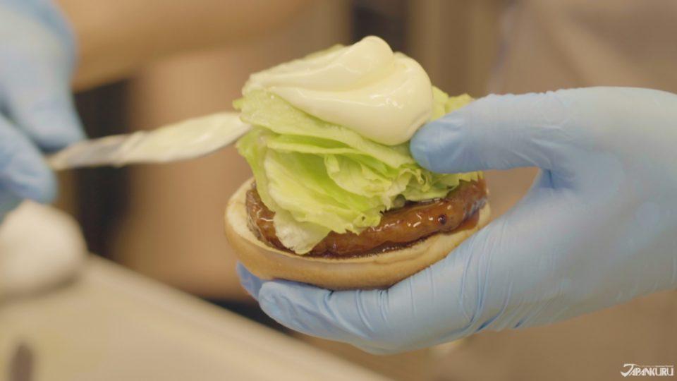 làm hamburger