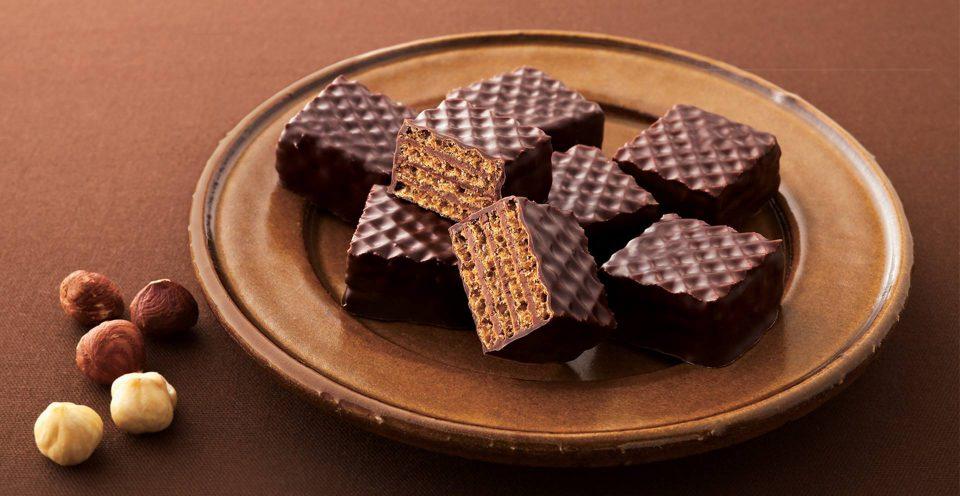 thương hiệu chocolate nổi tiếng