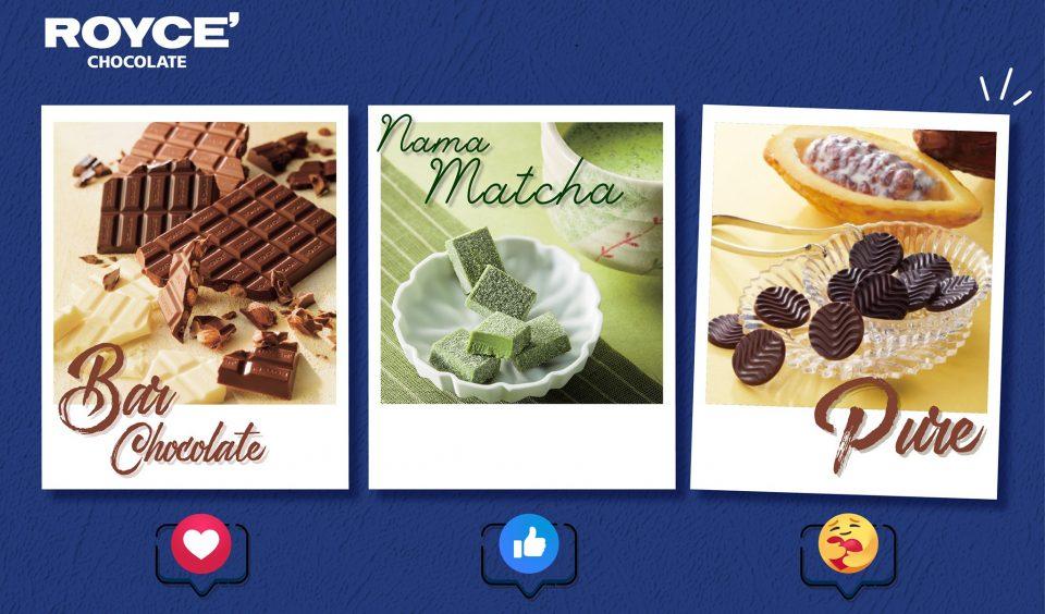 chocolate royce