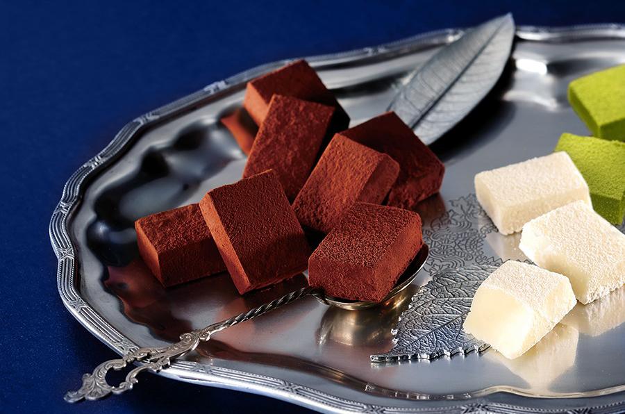 chocolate tươi nama