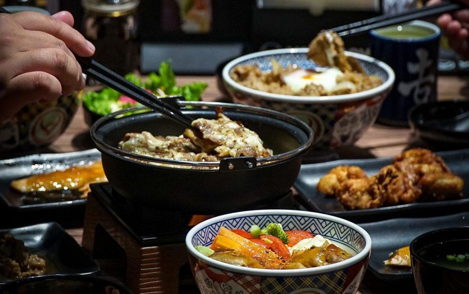 nhà hàng món Nhật ngon