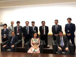 Lễ ký kết hợp tác giữa Lotus Group và Nissui