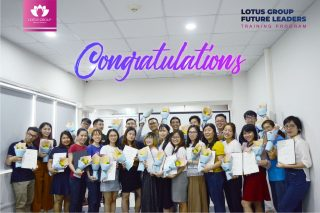 Chúc mừng lễ tốt nghiệp lớp Future Leaders 2020