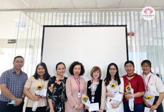 Lễ trao học bổng Future Leader 2020 – Tp.Hồ Chí Minh